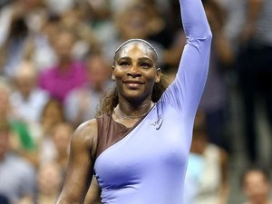 Serena Williams Jadi Woman of the Year, Majalah Ini Malah Kena Kritikan