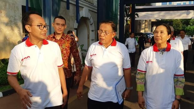 Ultimatum Menteri Rini ke BUMN di Tengah Pelemahan Rupiah