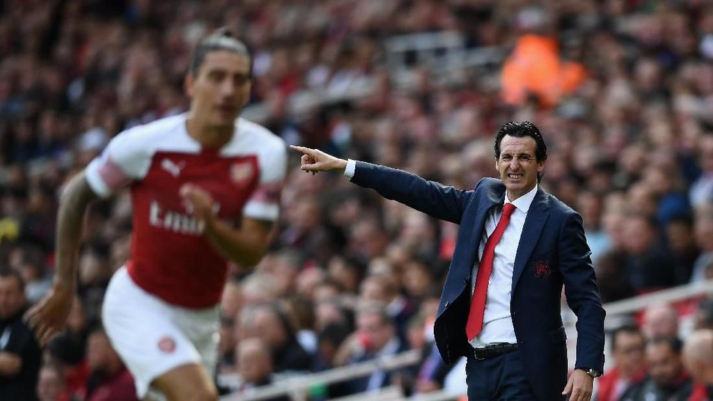 Arsenal Menang Terus, Emery Belum Puas