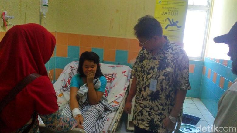 Bocah yang Tak Bisa Jalan Usai Imunisasi Bukan karena Vaksin MR