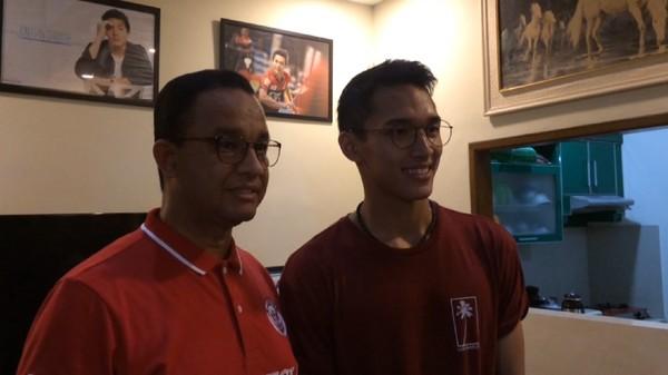Video: Ketemu Jojo, Anies Beri Wejangan Jaga Stamina