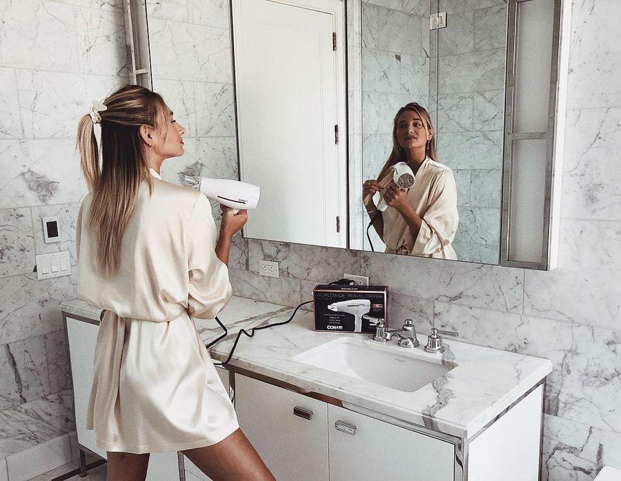 Danielle pun selalu memastikan agar feed Instagram-nya selalu terlihat indah dipandang dan relaks. Karenanya, mencari sudut dan pencahayaan terbaik menjadi sebuah keharusan. Foto: dok. Instagram