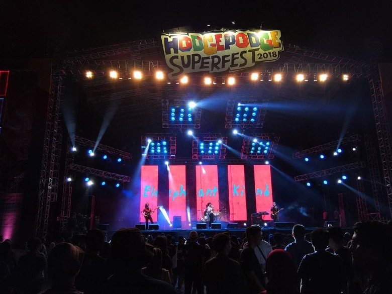 Hodgepodge Superfest Foto: Dyah Paramita Saraswati