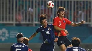 Video: Tundukkan Jepang, Korsel Raih Emas di Cabang Sepakbola Putra