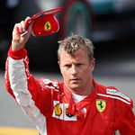 Raikkonen Rebut Pole, Ferrari Start 1-2 di GP Italia