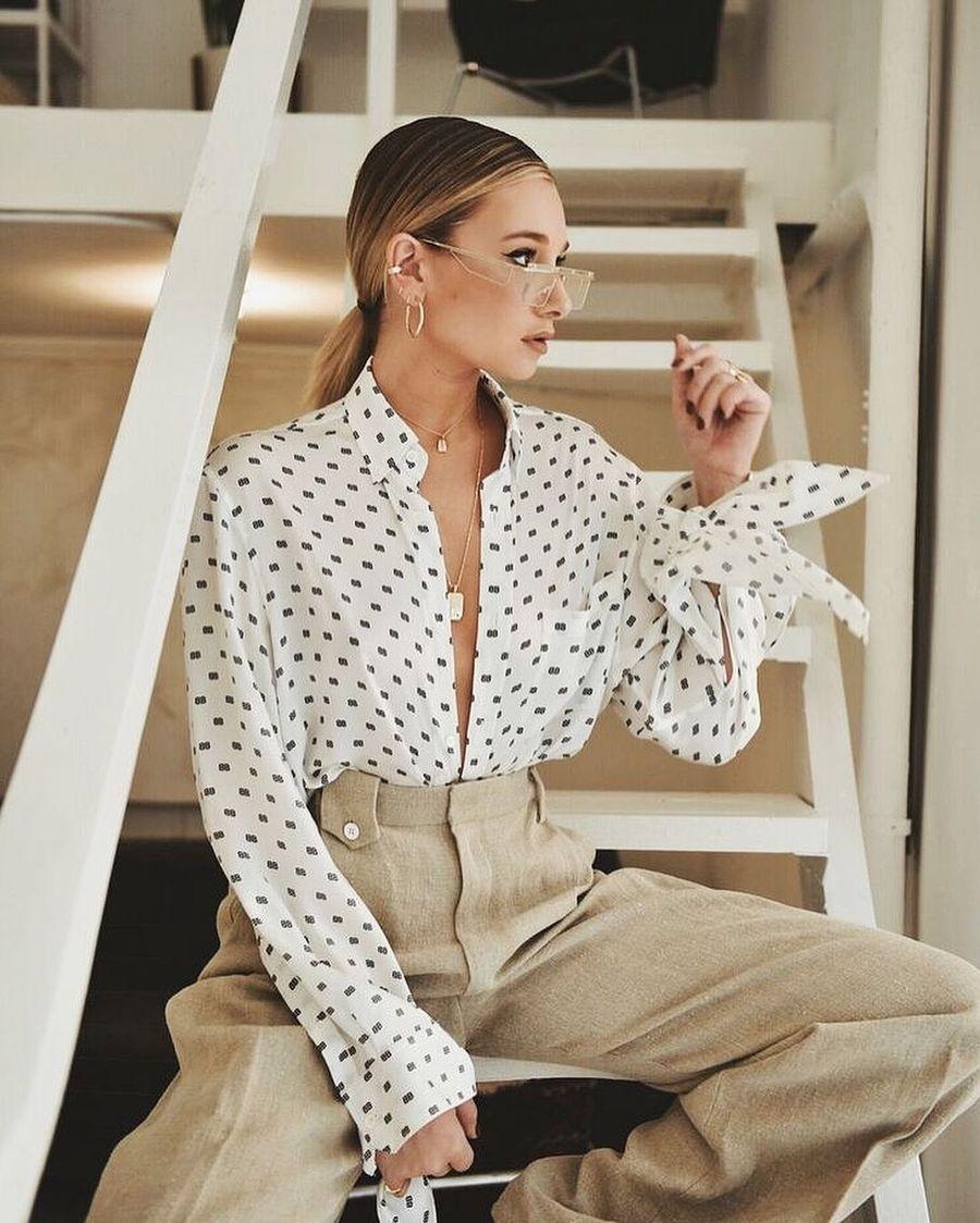 Danielle Bernstein adalah wanita 26 tahun asal New York yang punya lebih dari 1,8 juta pengikut di Instagram. Sebelum dikenal di Instagram, ia lebih dulu memiliki blog fashion bernama Who Wore What. Foto: dok. Instagram