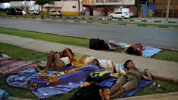 Pengungsi Venezuela