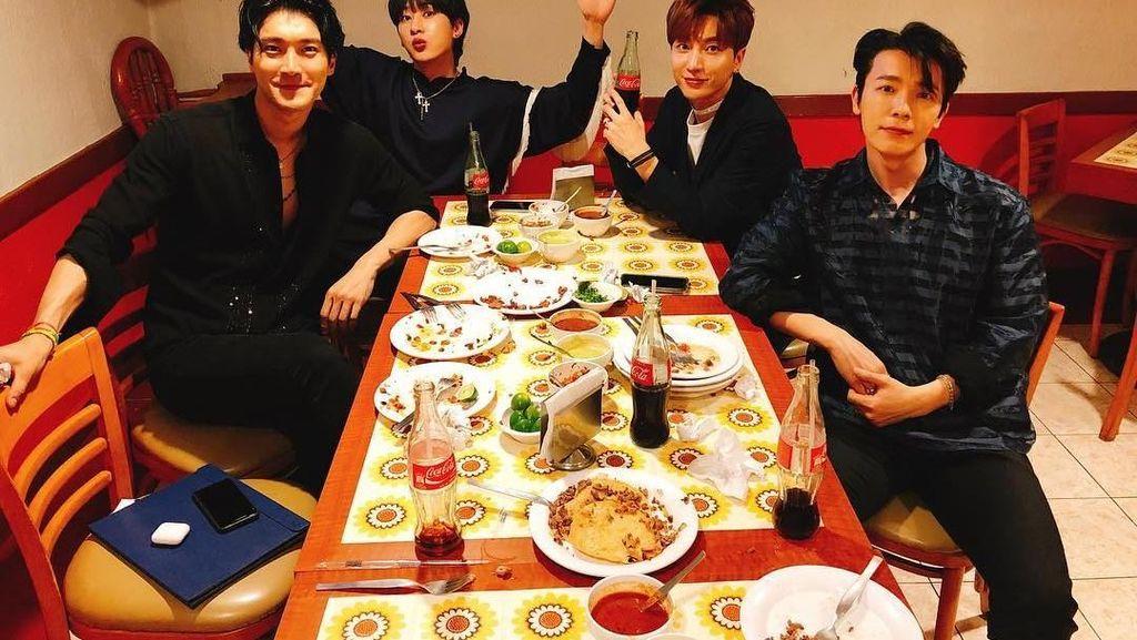 Gaya Kulineran Leeteuk Super Junior yang Doyan Makanan Indonesia