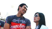 Ungkapan Cinta Sean Gelael untuk sang Bunda, Rini S Bono