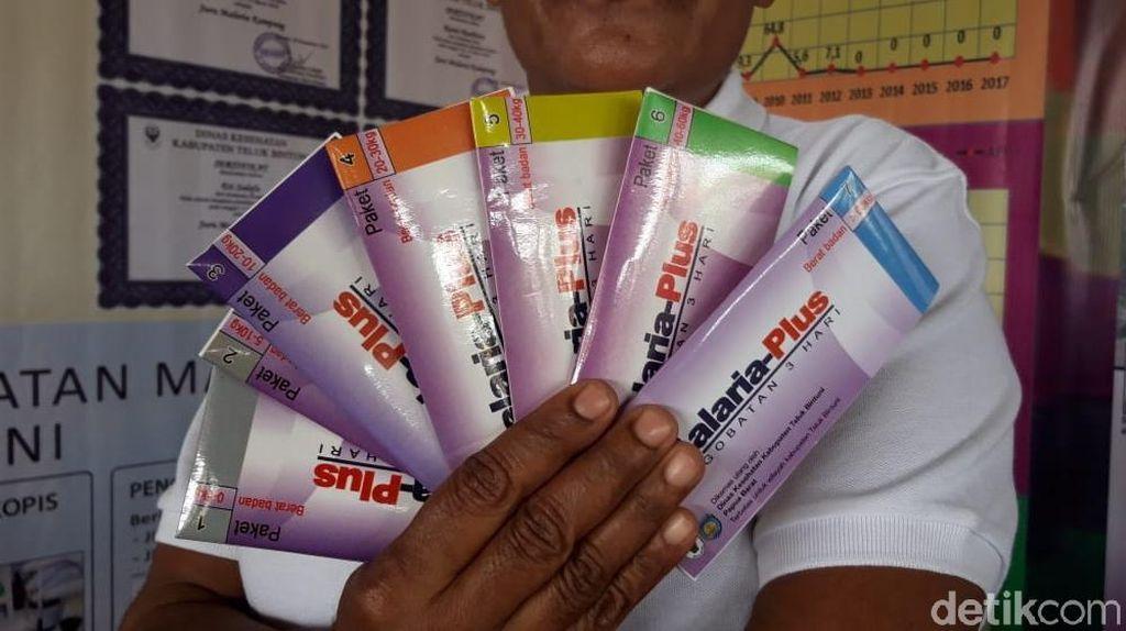 Sistem EDAT Malaria di Teluk Bintuni Raih Penghargaan PBB