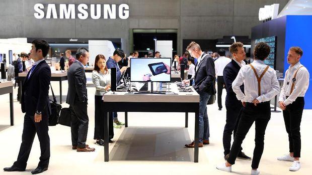 Permintaan Global Lesu, Laba Bersih Samsung Anjlok