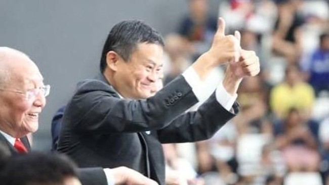 Foto: weibo.com/osports