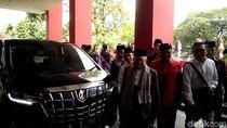 Video: Megawati dan Maruf Amin Hadiri Rakornas PDIP