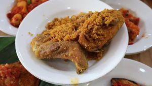 Ini yang Bikin Ayam Goreng Minang Gurih Renyah