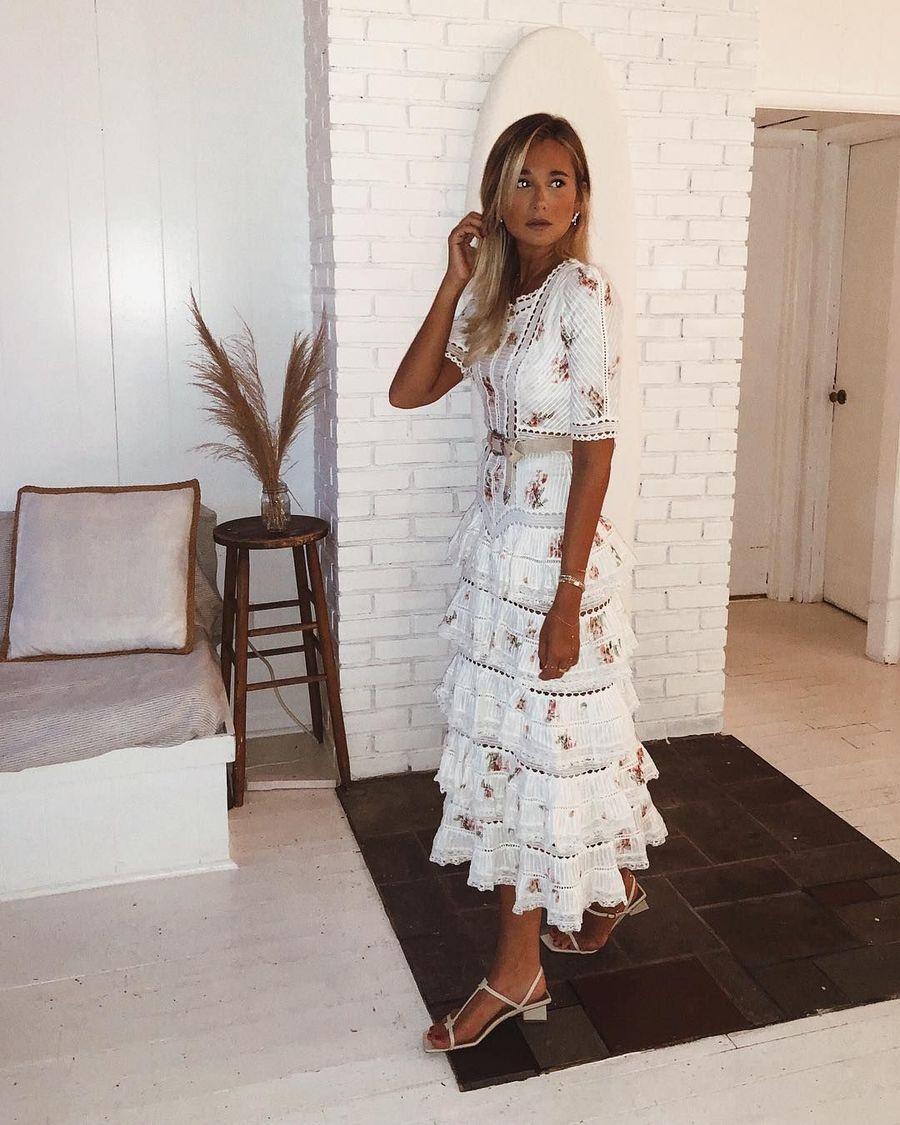 Danielle membangun blog Who Wore What yang membagi berbagai inspirasi fashion sembilan tahun lalu. Kini ia lebih aktif di Instagram dan posting foto minimal sehari sekali. Foto: dok. Instagram