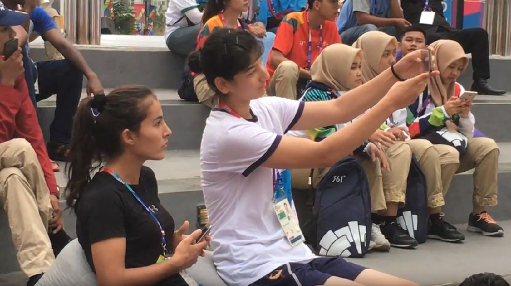Suasana Wisma Atlet di Detik-detik Akhir Asian Games