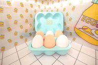 The Egg House, Instalasi Unik Serba Telur yang Instagramable