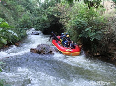 Perhatikan Ini Bila Berwisata Arung Jeram di Pangalengan Bandung