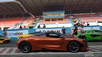 Mobil Mewah Jadi Etalase Indonesia di Mata Dunia