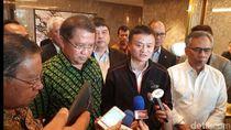 Jack Ma Satu Jam Bahas Masalah Ini Bareng Menterinya Jokowi