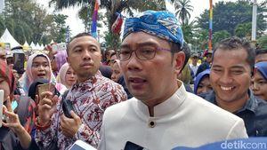 Ridwan Kamil Janjikan Banyak Pembangunan di Wilayah Jabar