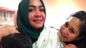 Ayu Ting Ting Jadi Istri Raffi Ahmad di Film Horor