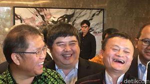 Kembangkan SDM, Jack Ma Akan Kembali ke Indonesia