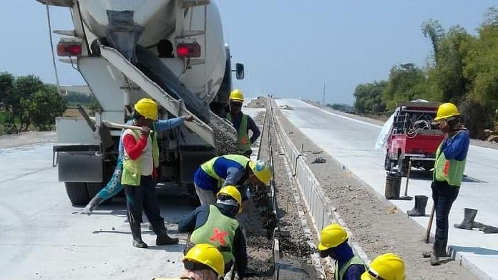 Jasa Marga Tetap Kebut Proyek Jalan Tol Meski Dolar AS Ngamuk