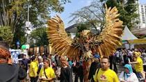 Melihat Kemeriahan Festival Pesona Lokal di Bandung