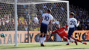 Watford vs Spurs Masih Sama Kuat di Babak Pertama