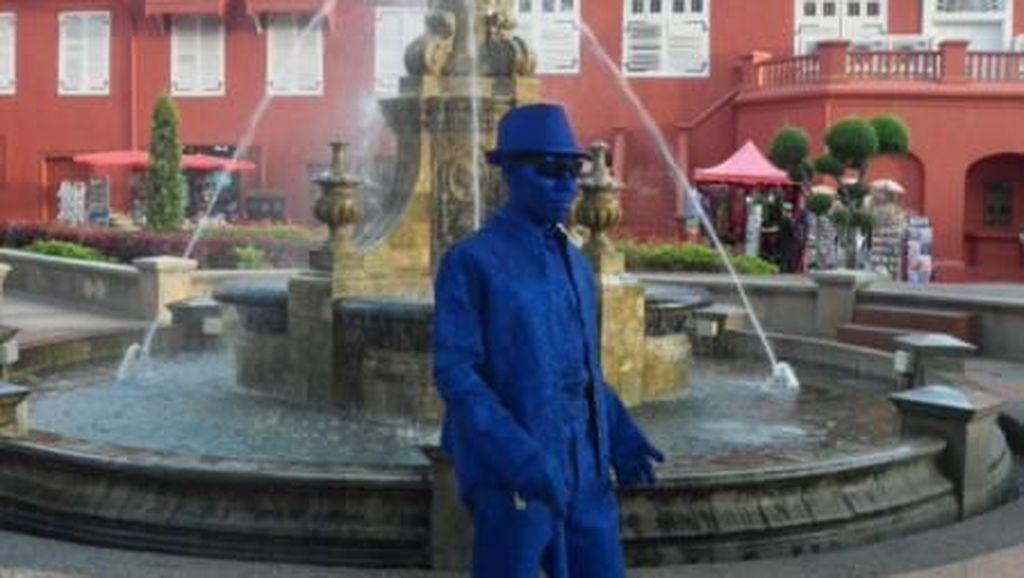 Manusia Berkulit Biru di Malaysia
