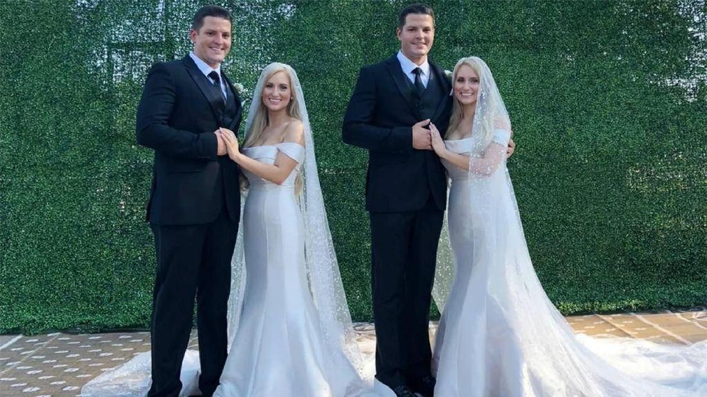 Kembar Identik Menikahi Kembar Identik, Seberapa Mirip Anaknya?