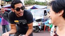Potret Perjalanan Vlogger Nas Daily Keliling Dunia Hingga Ditolak RI