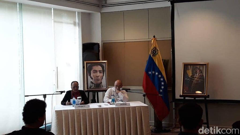 Wamenlu Venezuela: Kami Diserang saat Sedang Kurangi Kemiskinan