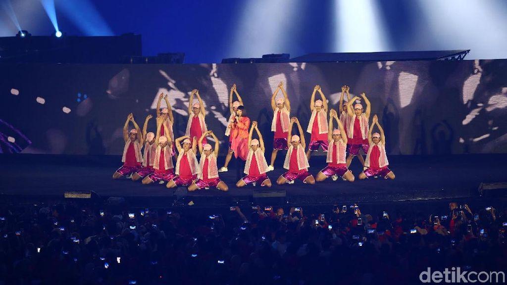 Sukses di Penutupan Asian Games, BCL Bermimpi Gelar Konser di GBK