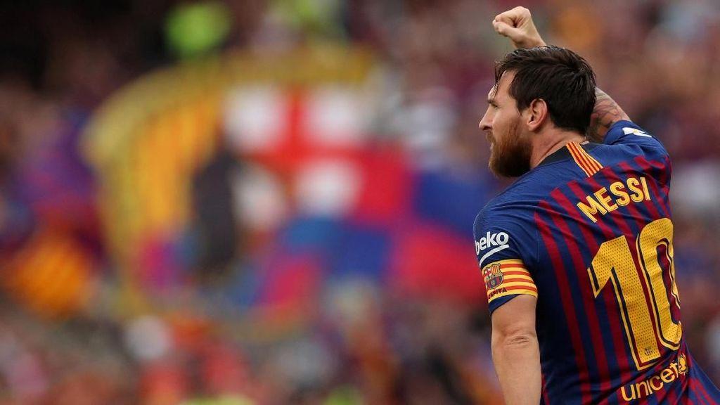 Cerita River Plate Buang Kesempatan Rekrut Lionel Messi