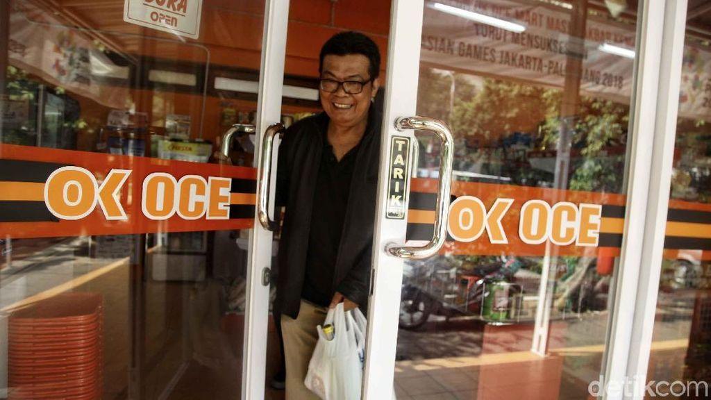 Menengok OK Oce Mart Kemayoran yang Masih Layani Pembeli