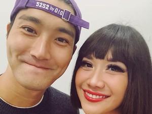Berswafoto dengan Siwon Suju, BCL Akui Banyak yang Kecewa