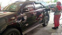 Mobil Toyota Diklaim Aman Minum B20