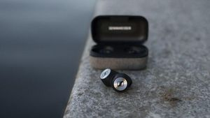 Sennheiser Rilis Earphone Wireless Anyar di Berlin