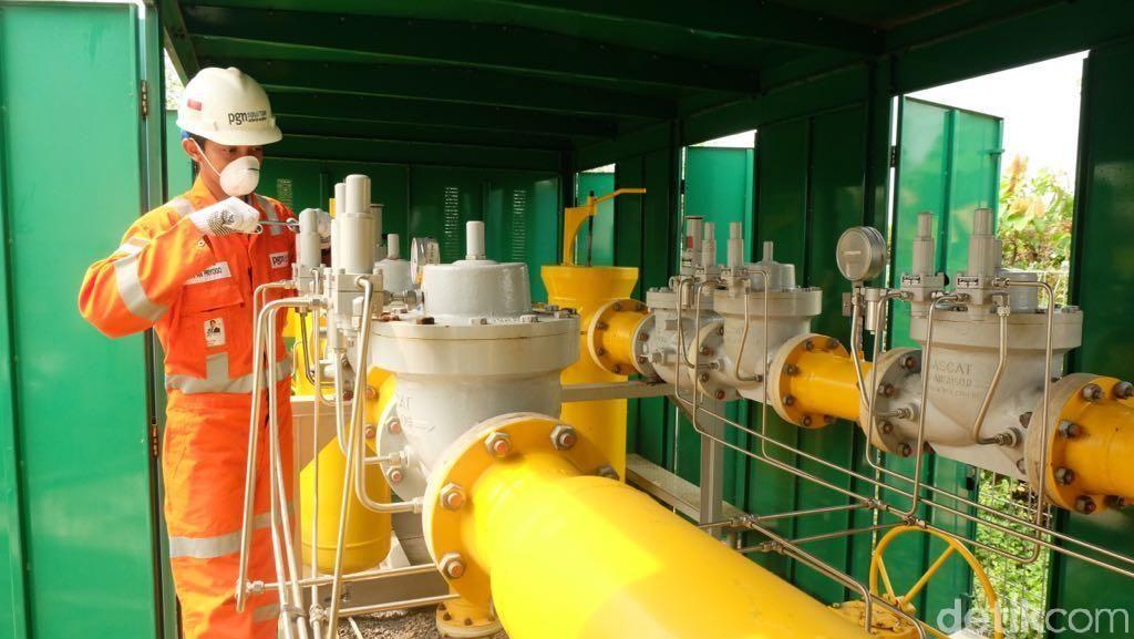 ConocoPhillips Perpanjang Pasok Gas Bumi ke PGN di Batam