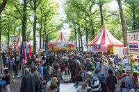 Ribuan Pengunjung Terpikat Budaya & Kuliner Indonesia di Den Haag