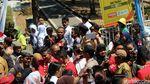 6 Pesilat Peraih Emas Asian Games Diarak Keliling Kota Garut