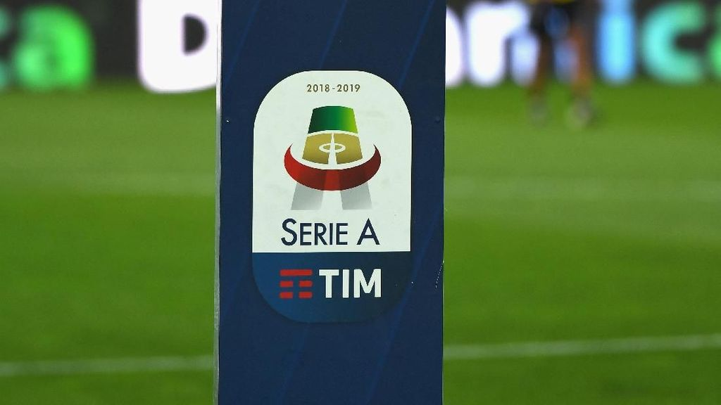Jadwal Liga Italia Pekan Kelima