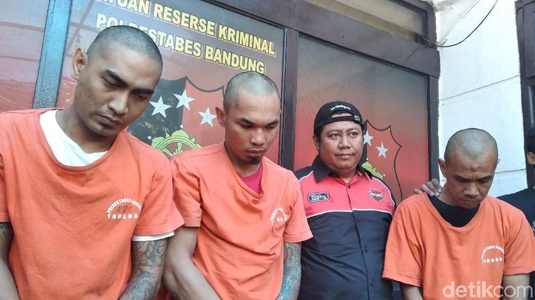 Polisi Tangkap Begal yang Beraksi di Jalan Lodaya Bandung