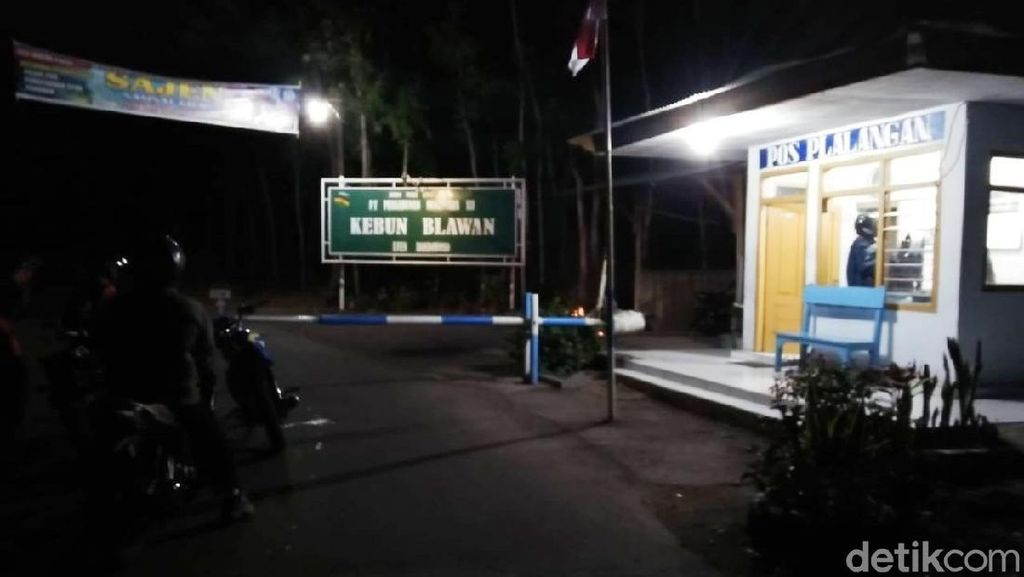 Pengunjung Keluhkan Pungutan di Pos Penjagaan Perkebunan Ijen