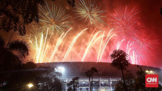 Penyelenggaraan Asian Games 2018 dinilai sukses oleh banyak negara.