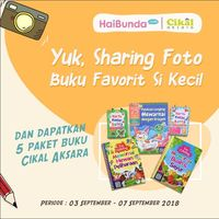 Kontes Foto Hari Aksara/