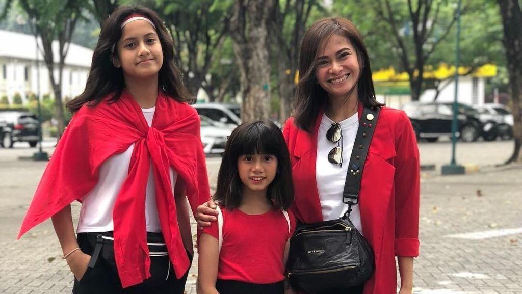 Gaya Nasionalisme Artis Indonesia di Closing Ceremony Asian Games 2018