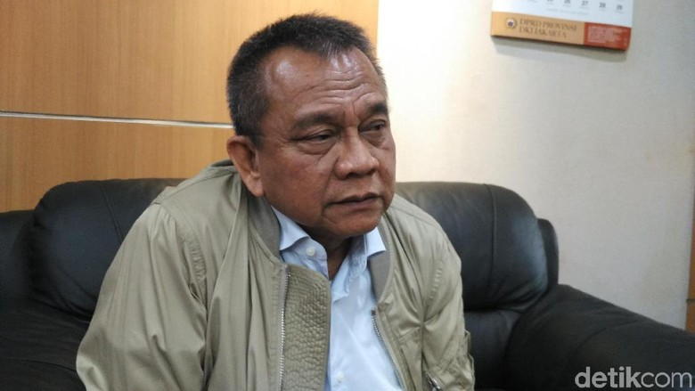 Cegah Konflik Kepentingan, M Taufik Tak Mau Jadi Tim Penguji Wagub DKI
